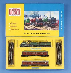 Two-rail BR Hornby-Dublo Sets,