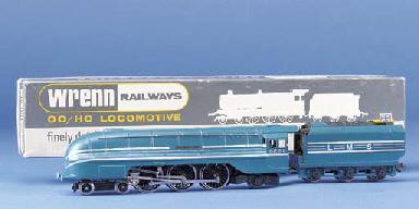 A Wrenn W2301 streamlined LMS