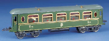 A rare Hornby Series Swedish m