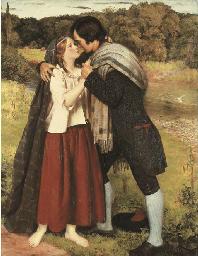 The Betrothal of Robert Burns