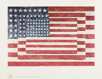 Three Flags, 1958; Lands End;