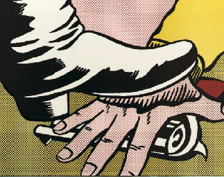 Foot and Hand (Corlett II.4)