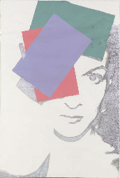Paloma Picasso, from Hommage à