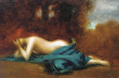 An allegory of sorrow
