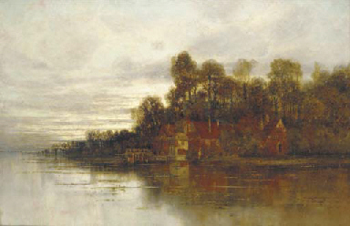 The house on the river