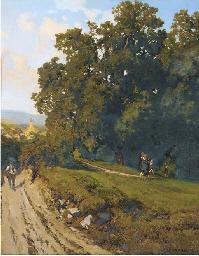 A summer stroll