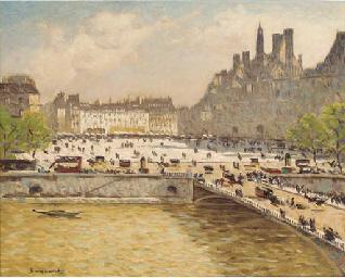 Place de l'Hotel de Ville, Par