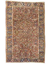 A Heriz carpet, North-West Per