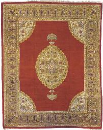 An antique Amritzar carpet, No
