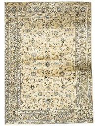 A fine Alaghmand kashan carpet