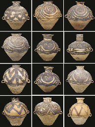 A collection of thirteen Chine