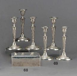 A Matched Set of Six Edwardian