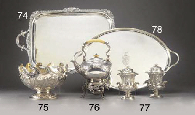 A Matched Pair of George IV/Vi