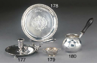 A William & Mary Toy Silver Po