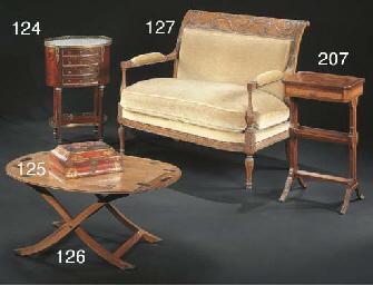 TABLE DE CHEVET DU XIXème SIEC