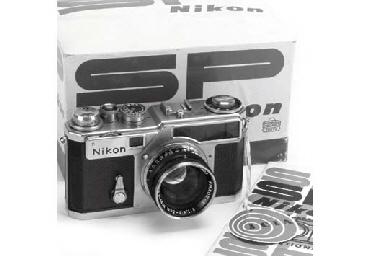 Nikon SP no. 6207534
