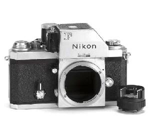 Nikon F no. 7404047