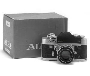 Alpa Reflex 9d no. 51238