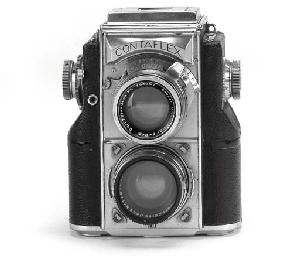 Contaflex Twin Lens no. A49759