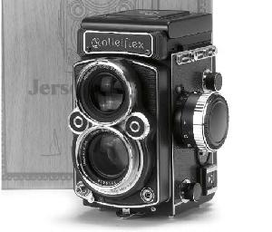 Jersey Rolleiflex TLR no. C000