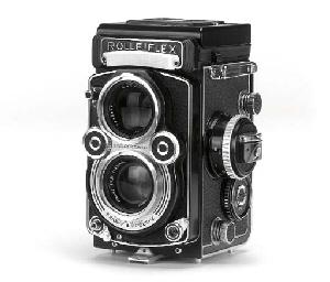 Rolleiflex 3.5F no. 2802485