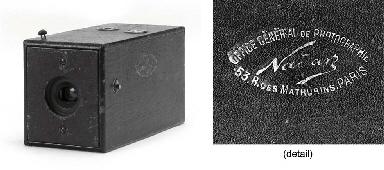 Kodak camera no. 3842