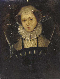 Portrait of Mary Queen of Scot