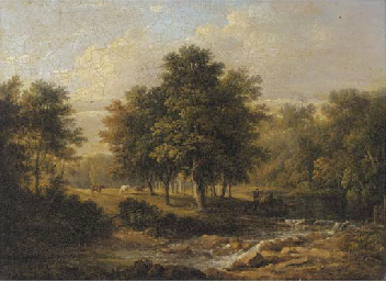 The ford at Woodhall