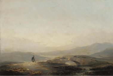 On the moors, Dumfriesshire