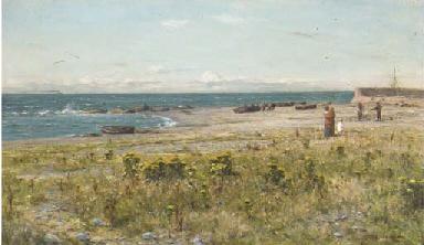 The beach at Ballantae