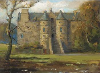 Rowallan Castle, Ayrshire