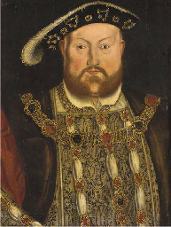 Portrait of Henry VIII (1491-1