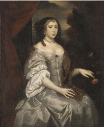 Portrait of a Lady Underhill,