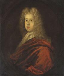 Portrait of Sir William Dukinf