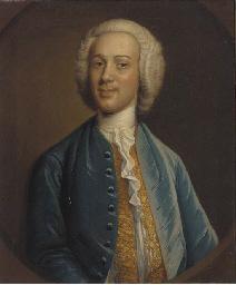 Portrait of Robert Jenkins, ha