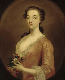 Portrait of Penelope, Lady Dan