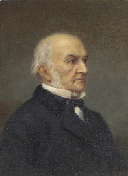 Portrait of the Right Hon. Wil