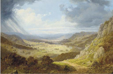 An approaching storm, Chatswor