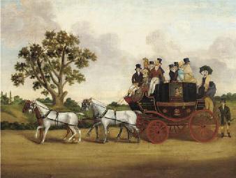 The London to Hadley Royal mai