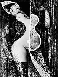 Transmutations par Brassaï