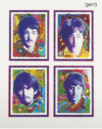 The Beatles/Peter Max