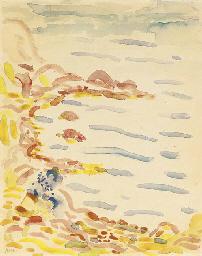 La Japonaise au bord de l'eau (Portrait de Madame Matisse)