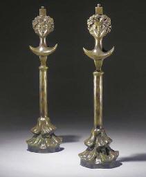 Albeto Giacometti (1901-1966) and Diego Giacometti (1902-1985)