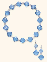 AN ATTRACTIVE SUITE OF TOPAZ A