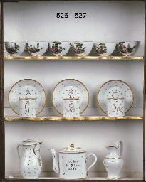 A miniature Potter Paris porce