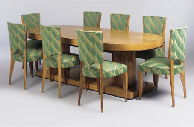 AN ASH DINING SUITE