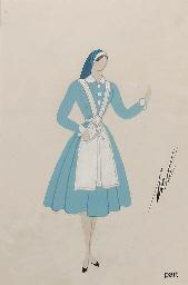 'Talegalli' a costume design