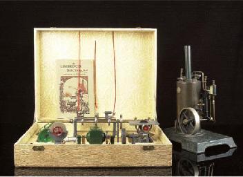 Märklin steam engine and GP ac