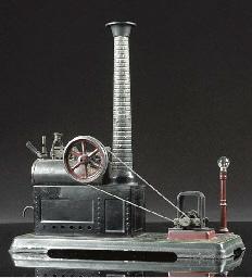 Bing spirit fired Steam Horizo