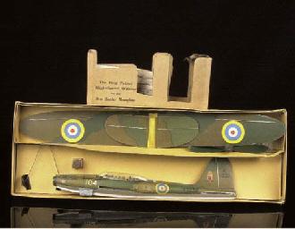 Pre-war FROG Aircraft